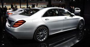 Mercedes-Benz S560e 2018