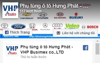 Fanpage Phu tung oto HP