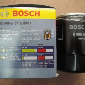 Lọc dầu Bongo3