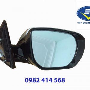 Gương chiếu hậu có đèn 10 giắc Santafe 2012 ( MOBIS) - 876202W011