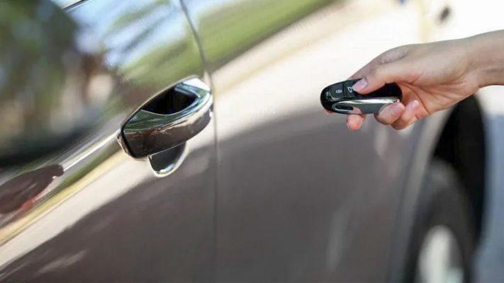 Hãy sử dụng thiết bị chống trộm ô tô